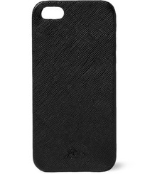J.Crew Leather-Covered iPhone 5 Case