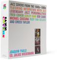 Taschen - Jazz Covers Hardcover Books by Joaquin Paulo