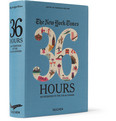 Taschen - The New York Times 36 Hours: 150 Weekends in the USA and Canada Cloth-Bound Book
