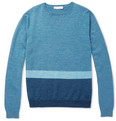 Richard Nicoll - Richard Nicoll Merino Wool Crew Neck Sweater