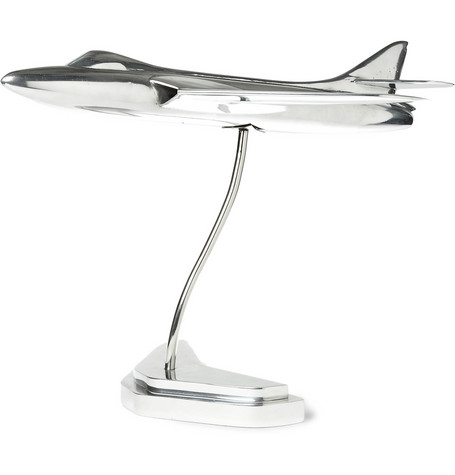 Foundwell Silver Hawker Hunter Model