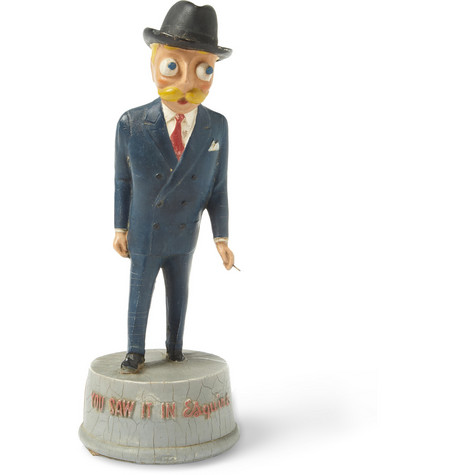 Foundwell Esquire Magazine Figure