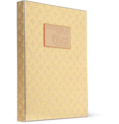 Visionaire Private Limited Edition Hardcover Book in Louis Vuitton Case