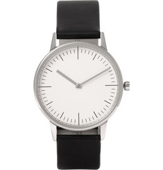 Uniform Wares 150 Series Limited Edition Steel Wristwatch