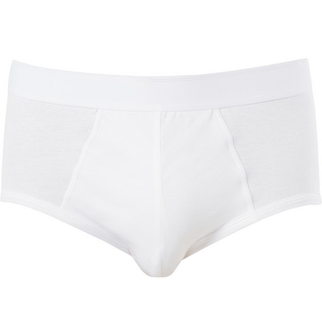 Sunspel Sea Island Cotton Briefs