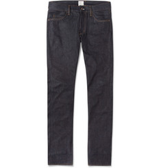 Jean.Machine J.M-2 Straight-Leg Raw Denim Jeans