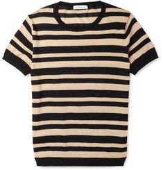 Sandro Fine-Knit Cotton T-Shirt