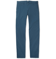 Alfred Dunhill Rickson Regular-Fit Cotton-Blend Twill Chinos