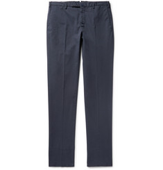 Slowear Incotex Four Season Slim-Fit Cotton-Blend Chinos
