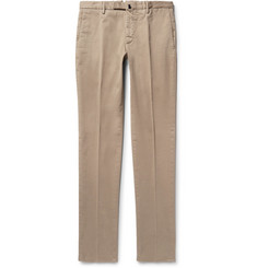 Incotex - Four Season Slim-Fit Cotton-Blend Chinos