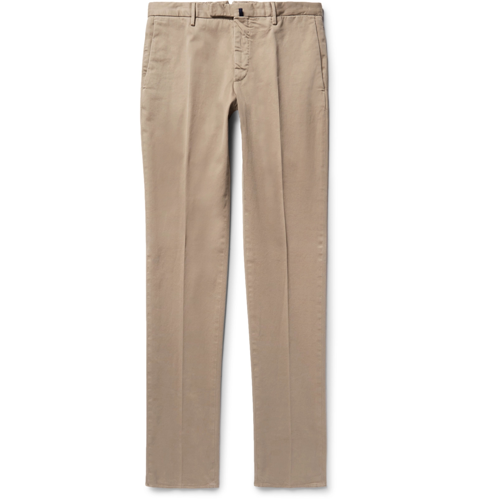 Slim-fit Stretch-cotton Chinos Dunhill sd6uAiKP