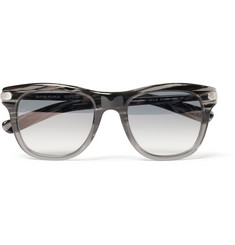 Oliver Peoples 25th Anniversary XXV Square-Frame Sunglasses