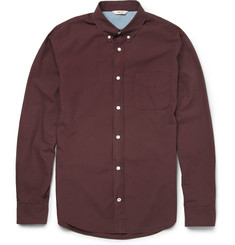 NN.07 Anders Slim-Fit Cotton Shirt