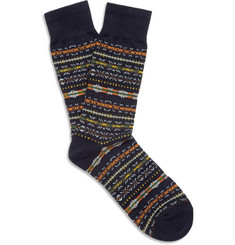Beams Plus Fair Isle Socks