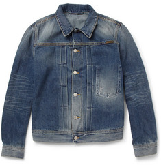 Nudie Jeans Sonny Organic Washed Selvedge Denim Jacket