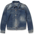 Nudie Jeans - Sonny Organic Washed Selvedge Denim Jacket