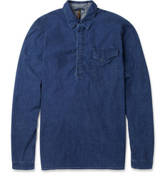 Nudie Jeans Cassius Lightweight-Denim Shirt