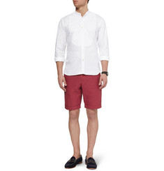 Oliver Spencer Linen Oxford Shorts