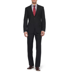 Paul Smith London Black Byard Slim-Fit Wool and Mohair-Blend Travel Suit