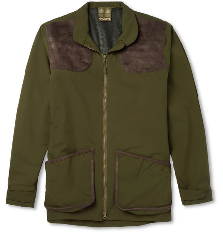 Musto Shooting Waterproof Clay Shooting Jacket