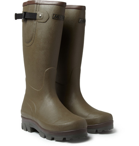 Musto Shooting Holmside Country Wellington Boots