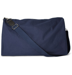 A.P.C. Cotton-Canvas Holdall Bag