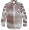 Billy Reid - Walland Plaid Cotton Shirt