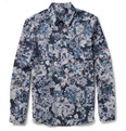 PS by Paul Smith - Slim-Fit Floral-Print Cotton Shirt