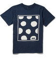 Saturdays NYC - Polka Dot Cotton-Jersey T-Shirt
