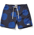 Saturdays Surf NYC Horizon Big Dots Swim Shorts