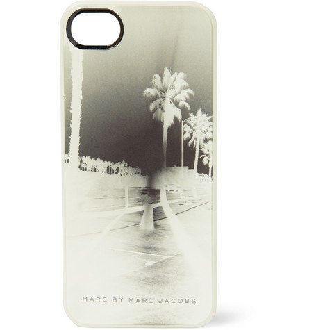 Marc by Marc Jacobs Printed Silicone iPhone 5 Case