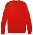 J.Crew Merino Wool V-Neck Sweater