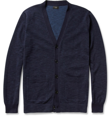 J.Crew Cotton-Jersey Cardigan