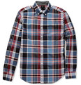 J.Crew - Peyton Madras-Check Cotton Shirt