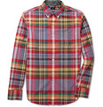 J.Crew - Plaid Cotton Shirt