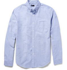 J.Crew Button-down collar Cotton Oxford Shirt