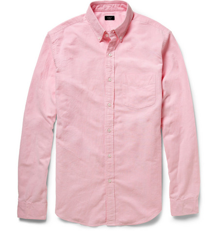J.Crew Cotton Oxford Shirt