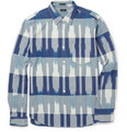 J.Crew - Slim-Fit Ikat Cotton Shirt