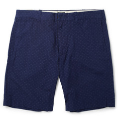 J.Crew Stanton Flower-Print Cotton Shorts