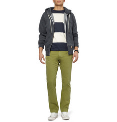 J.Crew 484 Cotton-Twill Chinos