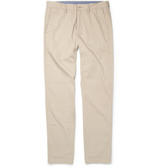 J.Crew Slim-Fit Brushed-Cotton Trousers