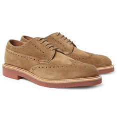 J.Crew Kenton Suede Brogue