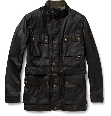 Belstaff Roadmaster Waxed-Cotton Jacket