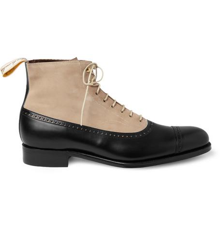Do Grenson Mens Shoes Run Narrow