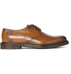 Gucci Leather Derby Shoes