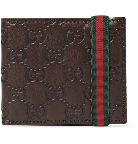 Gucci Guccissima Leather Wallet
