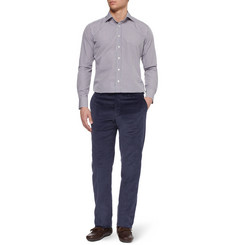 Etro Regular-Fit Corduroy Trousers