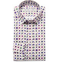 Etro White Printed Cotton Shirt
