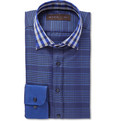 Etro - Slim-Fit Check Woven-Cotton Shirt
