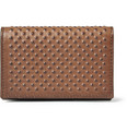 Alexander McQueen - Studded-Leather Card Holder